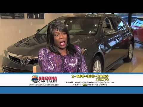 Grand Opening TV Show- Arizona Car Sales in Mesa Arizona!