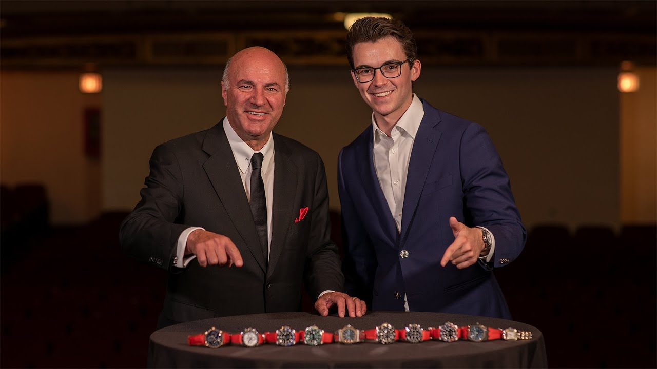 Kevin O'Leary Interview: Debating Watches as Investments, Discussing the Industry & His Collection