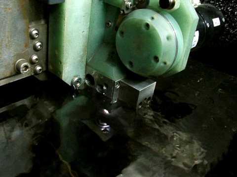 EDM Wire Cutting