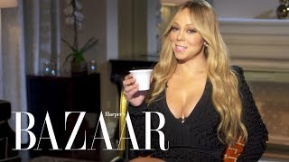 Mariah Carey Spills the Tea in Never Have I Ever    Harper