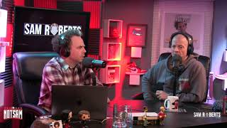 Jim Norton on His Conversation with Louis CK - Sam Roberts Now