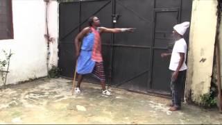 Kutumia nguvu au akili katika kazi | Masai & Mau Minibuzz Comedy