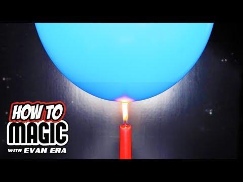 7 DIY MAGIC TRICKS!