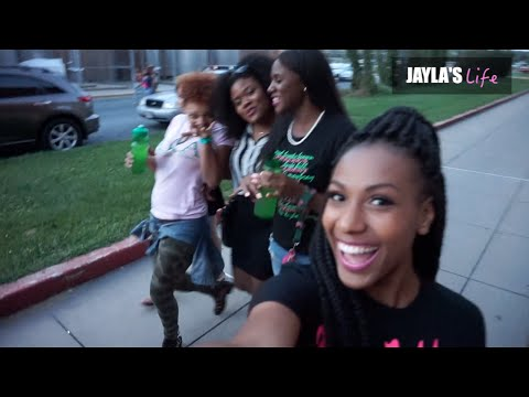 VLOG: THE COLLEGE LIFE - Sorority life, Parties, Class/Work #4