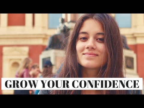 How To Be A More Confident Woman | Boost Self Esteem