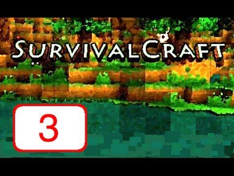 Let's Play: SurvivalCraft - Part 3 (Furnace)