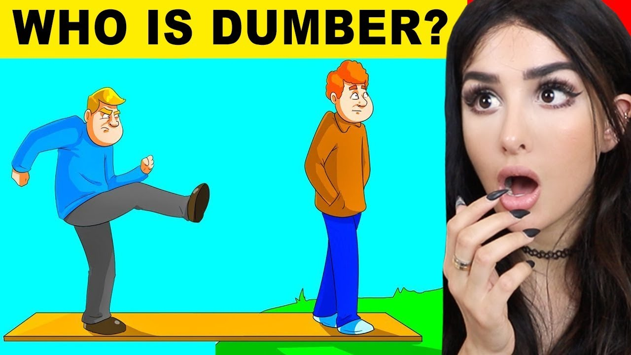 RIDDLES that will MESS with your MIND