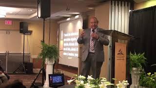 Pastor Alejandro Bullon,  Las Ultimas 7 Palabras De Jesus En La Cruz. 2da. Parte