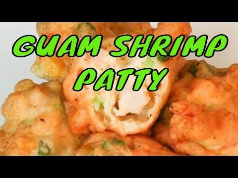 Guam recipes shrimp patties with spam