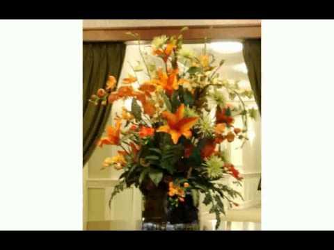 Large Artificial Flower Arrangements
