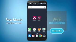 How to use Axis Bank Offline Mobile Banking (Axis Ok ) - Tamil Banking