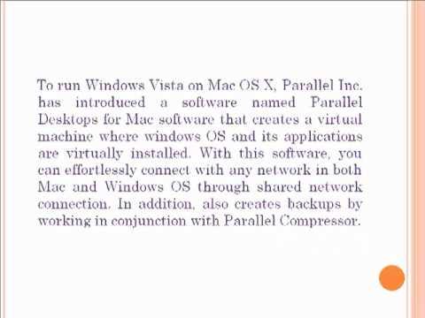 Run Window Apps on Mac - Video Tutorial
