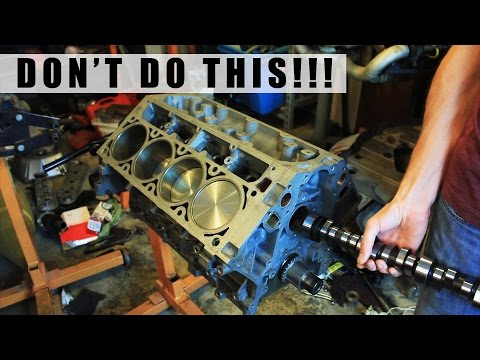 DON'T DO THIS WHEN BUILDING YOUR ENGINE! | 6.0L Trans Am Build EP:3