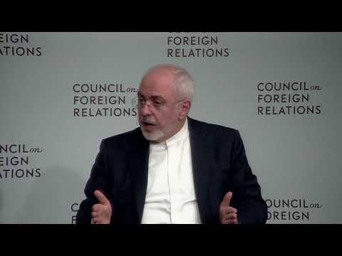 Clip: Foreign Minister Mohammad Javad Zarif on Iran's Economy