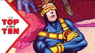 Marvel Top 10 X-Men
