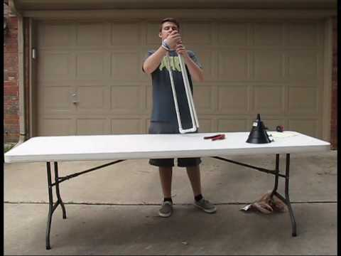 How to Make A PVC Baroque Trumpet