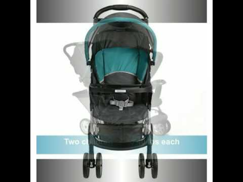 Graco Duoglider Classic Connect Double Stroller