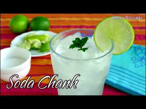 How to make SODA CHANH - Summer Drink