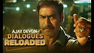 19 Best Dialogues of Ajay Devgn | Best Performances of Ajay Devgn |