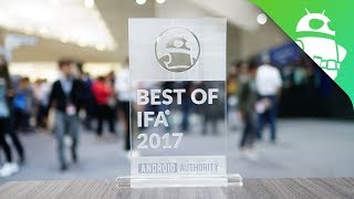 Best of IFA 2017: The top products at this year