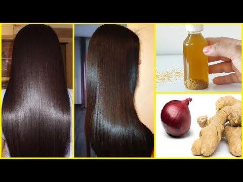 सिर्फ 15 दिनों में इस तेल से 3-4 इंच बाल लंबे करे   GET LONG, THICK, SHINY, SMOOTH HAIR NATURALLY
