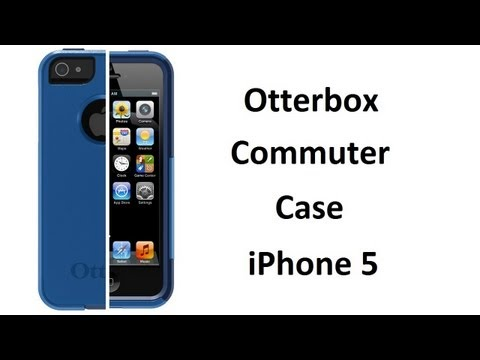 iPhone 5 Otterbox Commuter Case