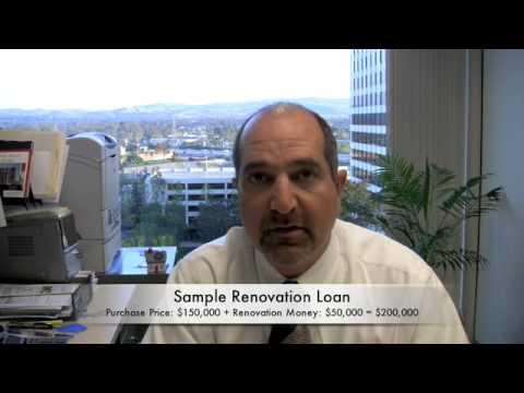 FHA 203k - Renovation Loan - The Best Kept Secret in Lending
