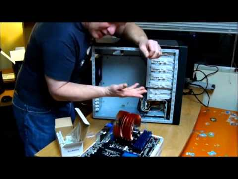 BUILDING MY OWN GIGABYTE T2 COMPUTER
