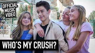 Who's My Crush Official Music Video   Ethan Fineshriber