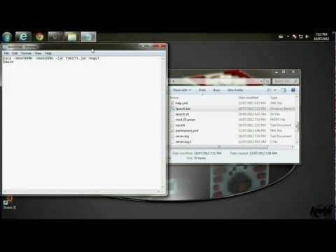 Fix: MC Server Launch.Bat: Java not recognized / Virtual Machine Unable... (tekkit and bukkit)