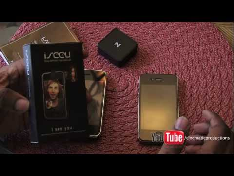 iSeeU Product (NEW GIVEAWAY! LINK BELOW)Make iPhone 3G/3GS Video Calls/ How to