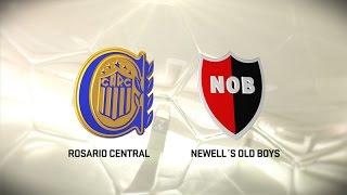 Rosario Central vs. Newell's. Fecha 7. Torneo de Primera División 2016/2017. FPT
