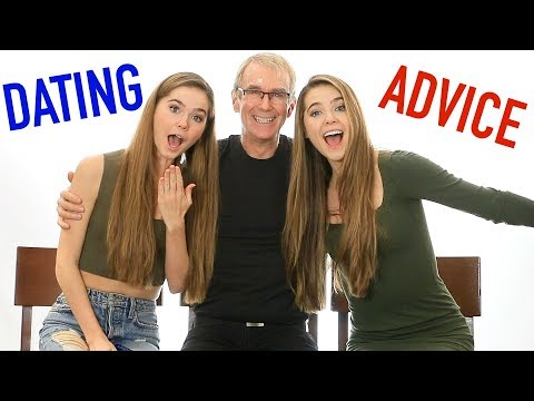 The Best Dating Advice From Our Dad - Nina and Randa