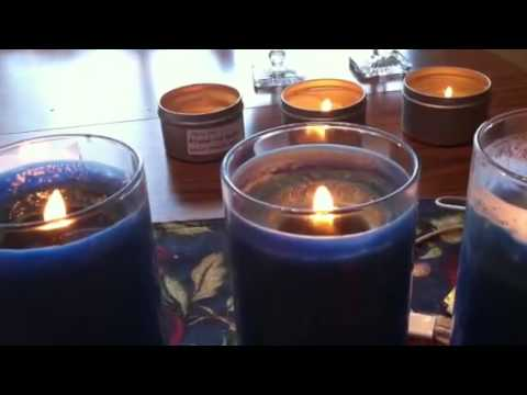 Round House Candles