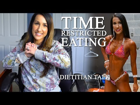 Time Restricted Eating | Intermittent Fasting | Dietitian Talk