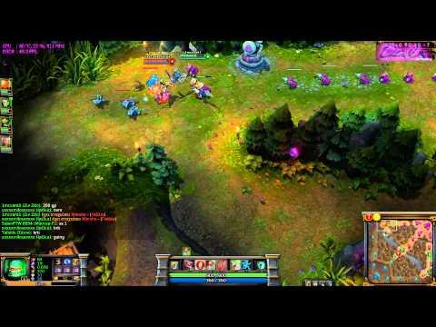 League of Legends Greek Client - Σάιον HD 1440p