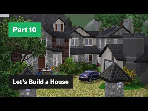 The Sims 3 - Let's Build a House - Part 10