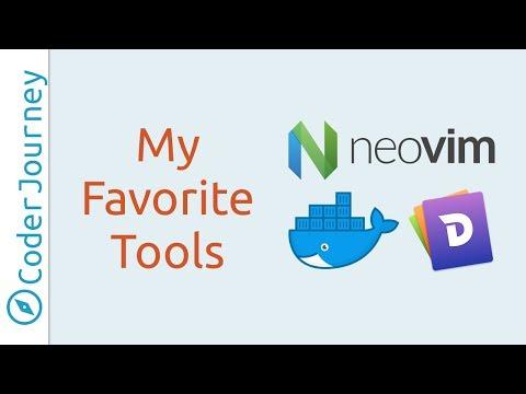 My Favorite Developer Tools