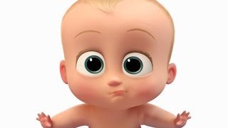 The Boss Baby SUPERCUT | all trailers and clips (2017)