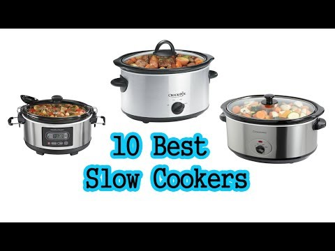 10 Best Slow Cooker 2017