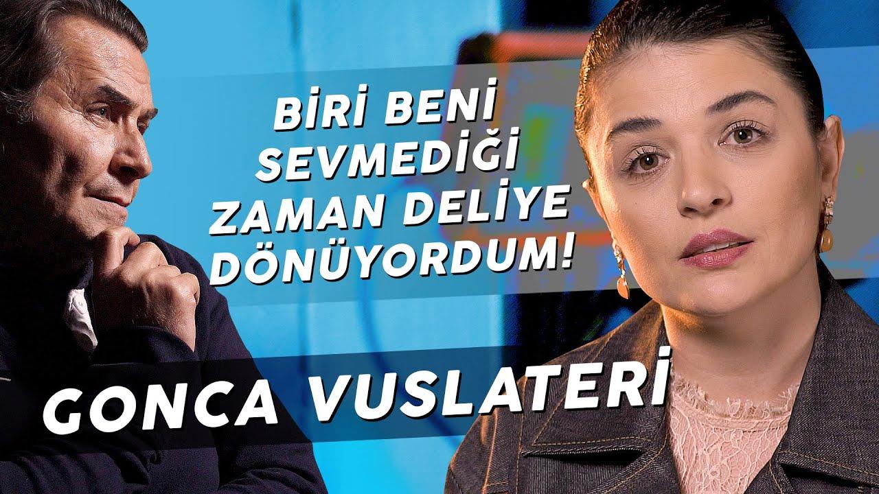 """GONCA VUSLATERİ """"ÇOK YIPRATIYORUM AŞKIN İÇİNDE!"""""""