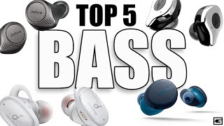 My Top 5 True Wireless Earbuds For Bass!