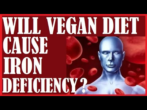 Will Vegan Diet Cause Iron Deficiency? Dr Michael Greger