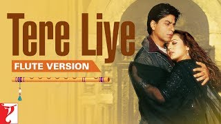 Flute Version: Tere Liye | Veer-Zaara | The Late Madan Mohan | Javed Akhtar | Vijay Tambe
