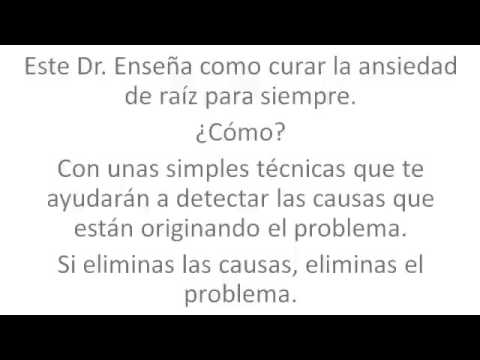Método Vive Sin Ansiedad- Eric K Gutiérrez