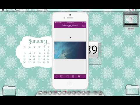 How To Change Iphone Messages Background: Jailbreak