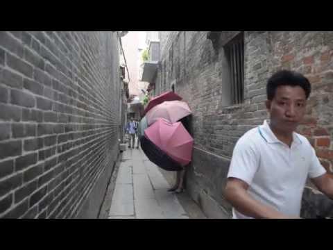 (u) in Xiaozhou Village, Guangzhou 广州市