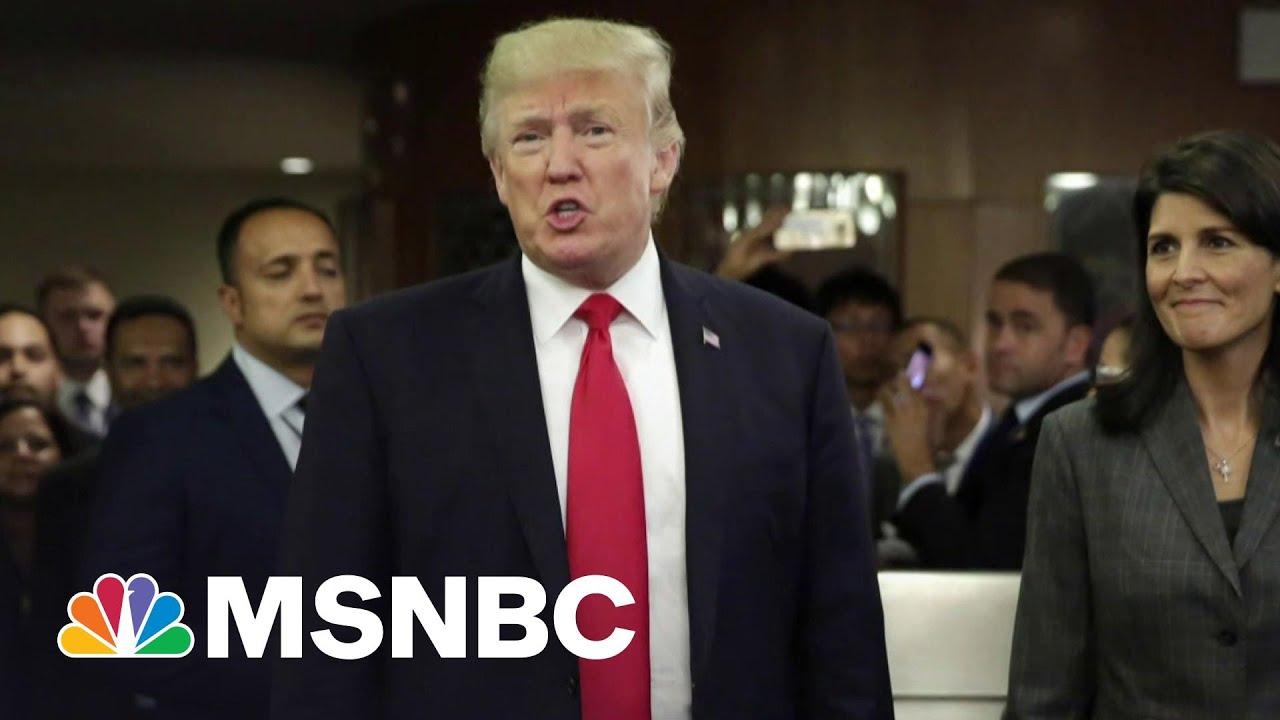 Nikki Haley Has A Muddled Message On Trump And Future Of GOP | Morning Joe | MSNBC