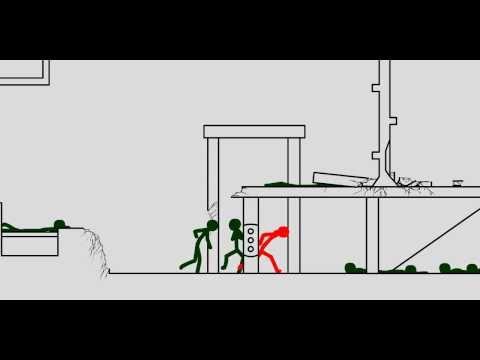 Shock 3 (HD) - Stick Fight - Flash Animation