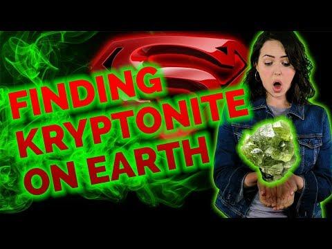 Superman's Kryptonite Is Real?!